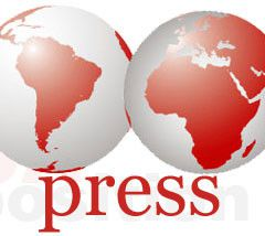 Press about Ukraine in Middle East, Africa, Central and South America. August 5, 2020